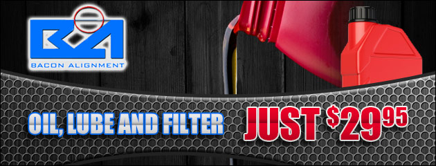 Oil Lube and Filter 29.95