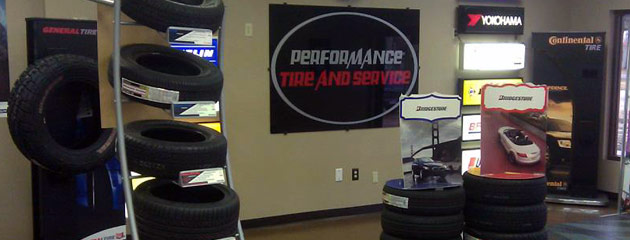 Performance Tire and Service Location 2