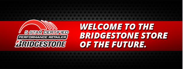 Tires Inc. - Bridgestone Store of the Future