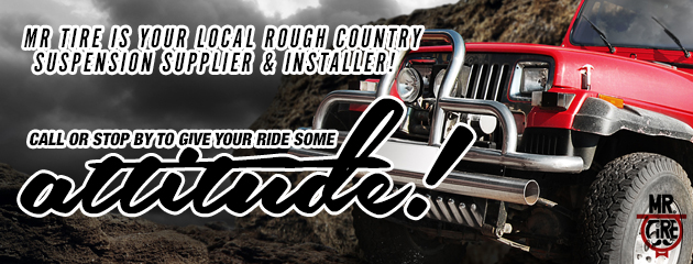 Rough Country Suspension Supplier and Installer