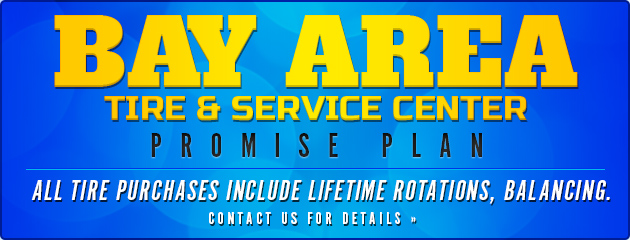 Bay Area Tire & Service Center Promise Plan