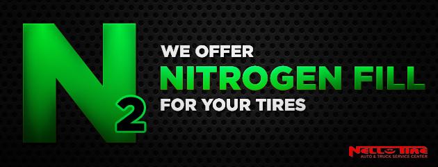 Nitrogen Fill