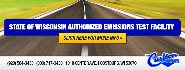 State of Wisconsin Authorized Emissions Test Facility