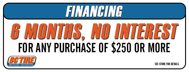 BC Financing