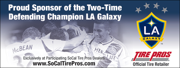 LA Galaxy Sponsor
