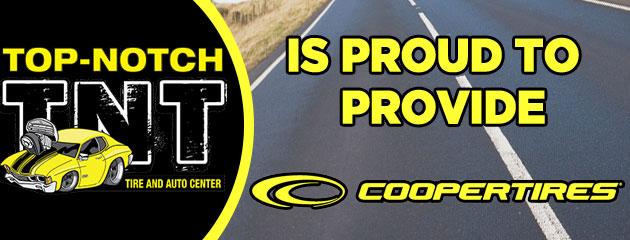 Cooper Tires Provider
