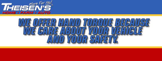 Hand Torque