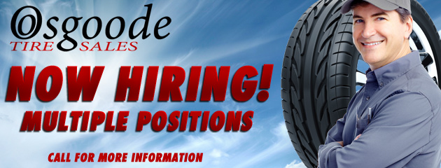 Hiring Multiple Positions
