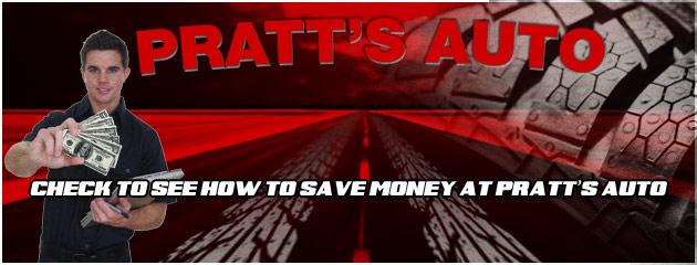 Pratts Auto Coupons, Specials, Save Money