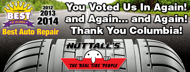 2014 Best Of Nuttall Tire