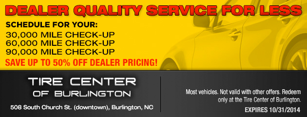 Dealer Quality Service for Less!