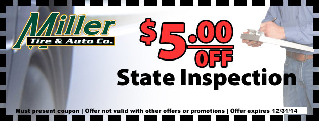 State Inspection Special