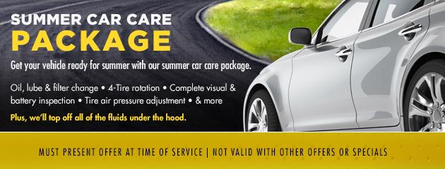 Summer Car Package
