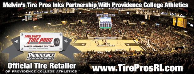Melvins Providence College Partnership Press Release