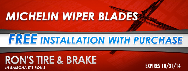 Michelin Wiper Blades Free Installation