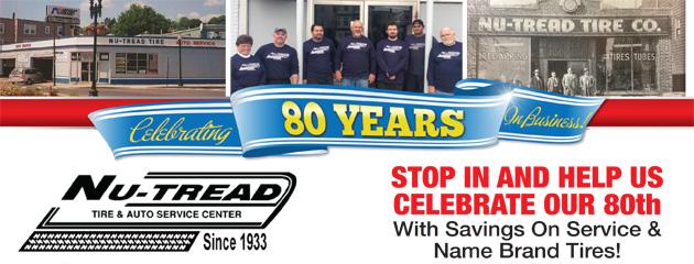 80th Anniversary