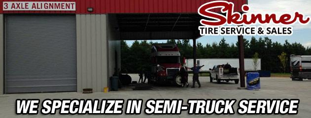 Semi Truck Service
