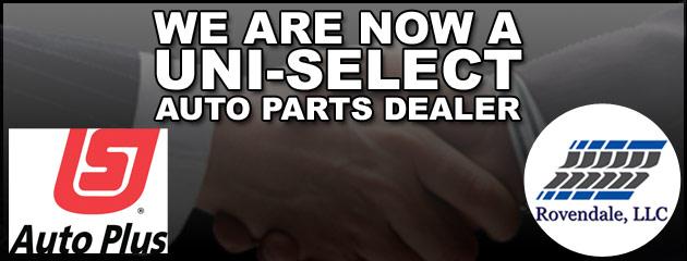 UniSelect Auto Parts Dealer