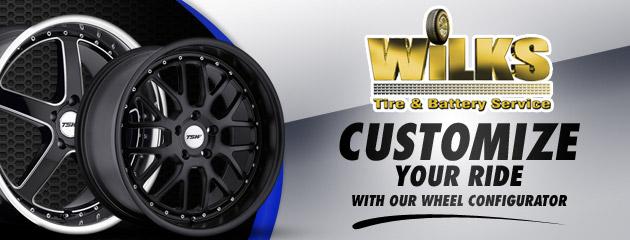 Wheel Config