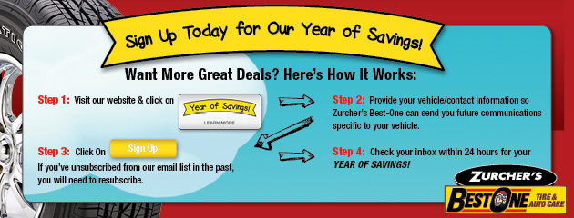Year of Savings
