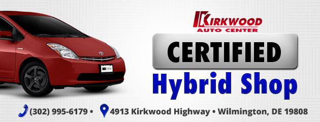 Certified Hybrid Shop