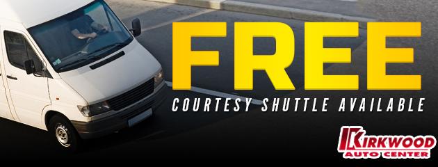 Free Courtesy Shuttle