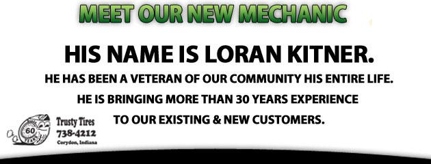 Meet Loran