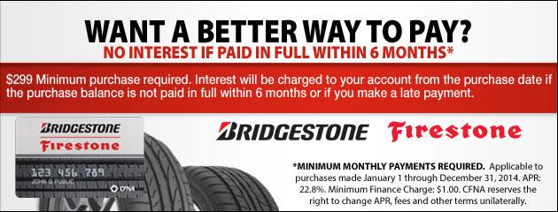 Bridgestone/Firestone CFNA