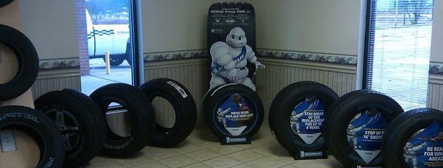 Tims Tire & Automotive Savings