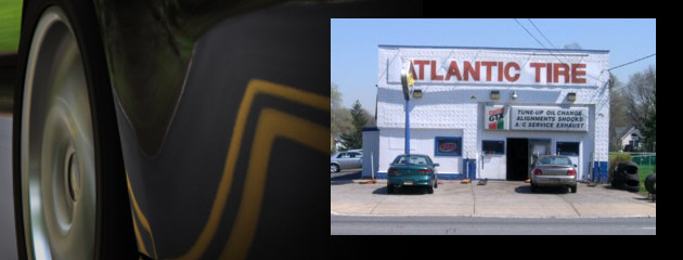 Atlantic Tire Supply Default