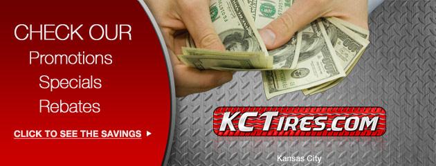 KC Tire Savings