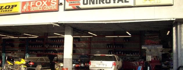 Fox Tire & Auto Loc5