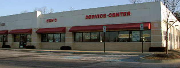 Kens Service Center Location1