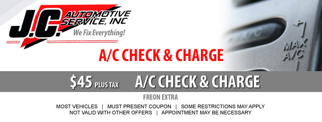 AC Check and Charge