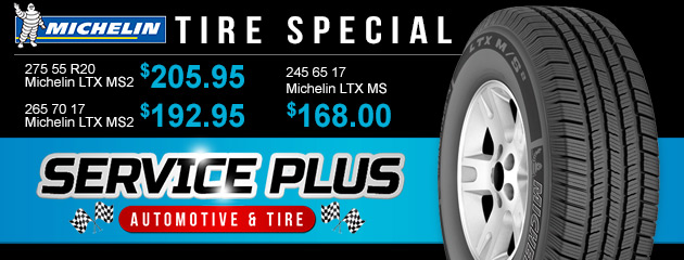 Michelin Tire Sale