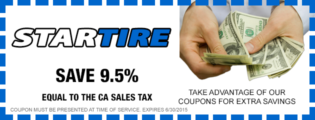 Tax Rate 9.5%