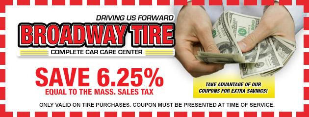 Save Sales Tax