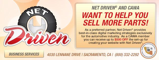 Net Driven $500 Off Website