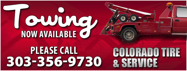 Towing Now Available