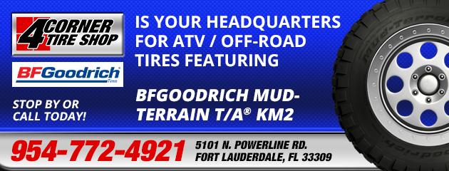 BFG Mud-Terrain T/A® KM2