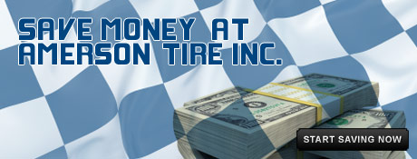 Amerson Tire Inc Savings