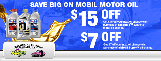 Mobil Oil Special