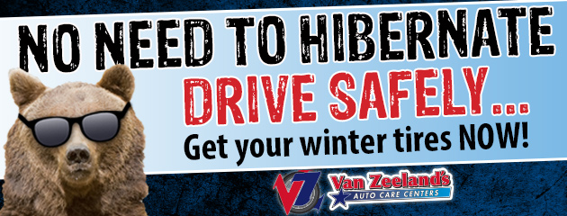 Get Your Winter Tires Now!