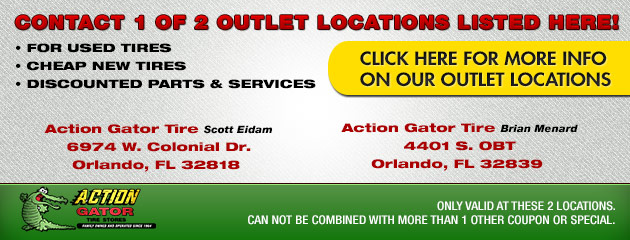 Outlet Locations