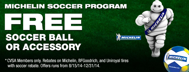 Michelin Soccer Promotion