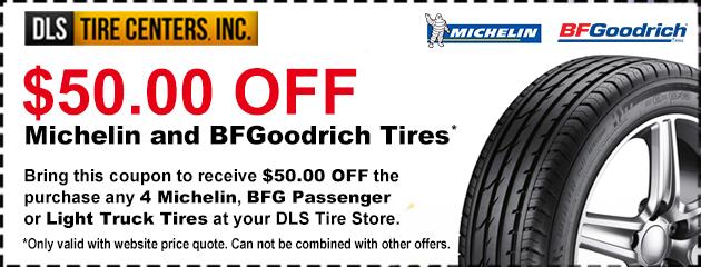 Michelin & BFGoodrich Tires
