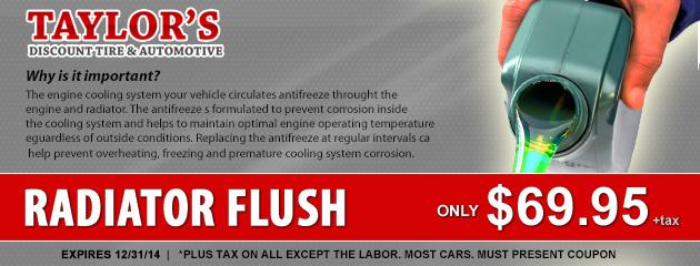 Radiator Flush