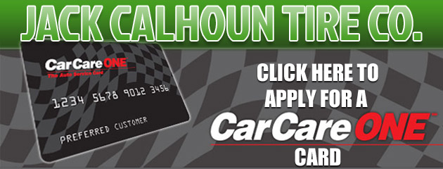 Car Care Card Promotion