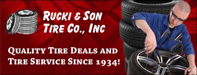Rucki & Son Tire Co.