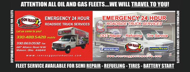 Emergency Roadside Truck Service
